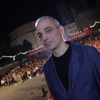 Director Pablo Berger, film BLANCANIEVES, Open Air Programme, Ljetno kino !hej, 2013, © Obala Art Centar