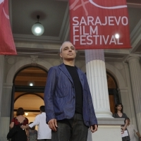 Director Pablo Berger, film BLANCANIEVES, Red Carpet, 2013, © Obala Art Centar