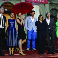 Competition Program Feature Film Jury, Red Carpet, 19th Sarajevo Film Festival, 2013, © Obala Art Centar