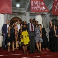 Katrin Cartlidge Foundation, Red Carpet, 19th Sarajevo Film Festival, 2013, © Obala Art Centar