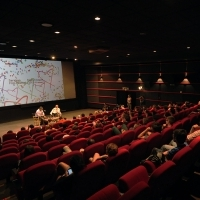 Cristi Puiu, Tribute to Programme, Meeting Point Cinema, 19th Sarajevo Film Festival, 2013, © Obala Art Centar