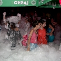 TeenArena, Foam Party, 19th Sarajevo Film Festival, 2013, © Obala Art Centar