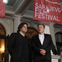 Armand Assante, Ante Novaković, Red Carpet, 19th Sarajevo Film Festival, 2013, © Obala Art Centar