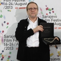Festival Awards, Actor Bogdan Diklić, A STRANGER, 19th Sarajevo Film Festival, National Theater, 2013, © Obala Art Centar