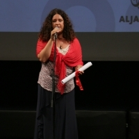Eszter Hajdu - Director of the film JUDGEMENT IN HUNGARY, Special Jury Prize, Competition Programme - Documentary Film, Festival Awards, Sarajevo Film Festival, 2014 (C) Obala Art Centar