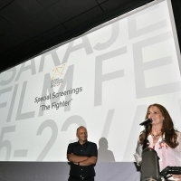 Melissa Leo, presenting the film THE FIGHTER, Cinema City Multiplex, Sarajevo Film Festival, 2014 (C) Obala Art Centar