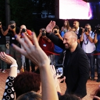 Halit Ergenç at the Red Carpet, National Theatre, Sarajevo Film Festival, 2014 (C) Obala Art Centar