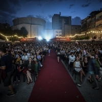 HT Eronet Open Air Cinema, 20th Sarajevo Film Festival, 2014 (C) Obala Art Centar