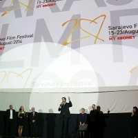 Katrin Cartlidge Foundation Award Ceremony, KSC Skenderija, Sarajevo Film Festival, 2014 (C) Obala Art Centar