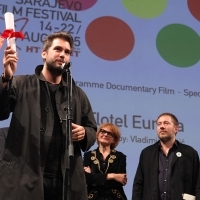 Vladimir Tomić, FLOTEL EUROPA, SPECIAL JURY MENTION, COMPETITION PROGRAMME – DOCUMENTARY FILM, National Theatre, 21. Sarajevo Film Festival, 2015 (C) Obala Art Centar