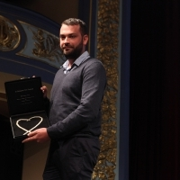 Dušan Kasalica, A MATTER OF WILL, HEART OF SARAJEVO FOR BEST SHORT FILM, COMPETITION PROGRAMME – SHORT FILM, National Theatre, 21. Sarajevo Film Festival, 2015 (C) Obala Art Centar