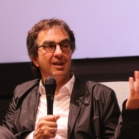 Atom Egoyan, Career Interview, Tribute to... Programme, Cinema Meeting Point, 21. Sarajevo Film Festival, 2015 (C) Obala Art Centar