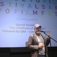 Special screning: Liam Cunningham, THE CHILDHOOD OF A LEADER, followed by Q&A, Meeting Point Cinema, 22. Sarajevo Film Festival, 2016 (C) Obala Art Centar