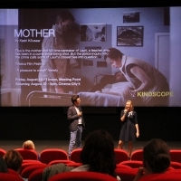 The screening of the film MOTHER followed by Q&A, Kinoscope, Meeting Point Cinema, 22. Sarajevo Film Festival, 2016 (C) Obala Art Centar