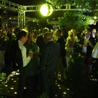 Raiffeisen Bank Cocktail Reception – Rastaurant Lovac, 2016 (C) Obala Art Centar