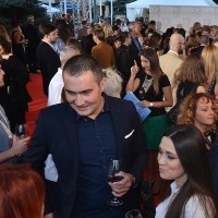 Welcome Drink, Festival Square, 222nd Sarajevo Film Festival, 2016 (C) Obala Art Centar