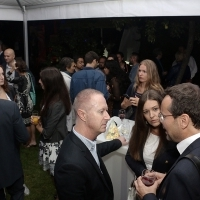 Reception at UK Embassy, 22. Sarajevo Film Festival, 2016 (C) Obala Art Centar
