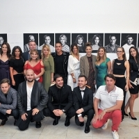 Cast and crew of the film HUMIDITY, Competition Programme - Features, Photocall, National Theatre, 22. Sarajevo Film Festival, 2016 (C) Obala Art Centar