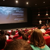 EVOLUTION, Kinoscope, Cinema Meeting Point, 22nd Sarajevo Film Festival, 2016 (C) Obala Art Centar