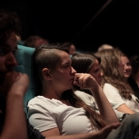 Screening of SHELLEY, Kinoscope, Multiplex Cinema City, 22. Sarajevo Film Festival, 2016 (C) Obala Art Centar