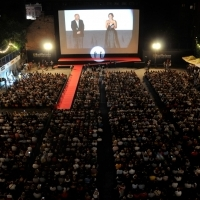 Open Air, Raiffeisen Open Air Cinema, 23rd Sarajevo Film Festival, 2017 (C) Obala Art Centar