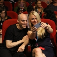 DEALING WITH THE PAST and TRIBUTE TO Joshua Oppenheimer, THE LOOK OF SILENCE followed by masterclass, Meeting Point Cinema, 23. Sarajevo Film Festival, 2017 (C) Obala Art Centar