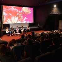 Q&A after European Shorts, Art Cinema Kriterion - House of Shorts, 24th Sarajevo Film Festival, 2018 (C) Obala Art Centar
