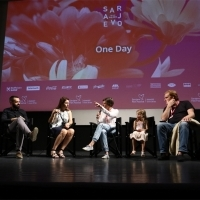 Competition Programme Press Conference: One Day, National Theatre, 24th Sarajevo Film Festival, 2018 (C) Obala Art Centar