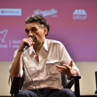 Bobo Jelčić, Competition Programme Press Conference: All Alone, National Theatre, 24th Sarajevo Film Festival, 2018 (C) Obala Art Centar