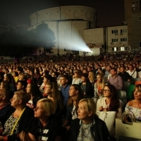 Screening of The Spy Who Dumped Me, Raiffeisen Open Air Cinema, 24th Sarajevo Film Festival, 2018 (C) Obala Art Centar