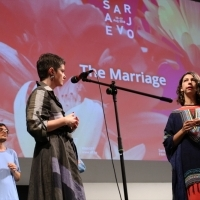 Director Blerta Zeqiri, The Marriage, In Focus, National Theatre, 24th Sarajevo Film Festival, 2018 (C) Obala Art Centar