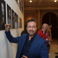 Producer Turgay Şahin, Photo Call, National Theatre, 24th Sarajevo Film Festival, 2018 (C) Obala Art Centar