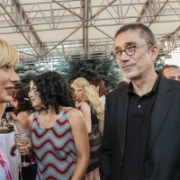 Nuri Bilge Ceylan, Recipient of Honorary Heart of Sarajevo, Welcome Drink, Festival Square, 24th Sarajevo Film Festival, 2018 (C) Obala Art Centar