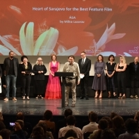 Ága by Milko Lazarov, Heart of Sarajevo for the Best Feature Film, National Theatre, 24th Sarajevo Film Festival, 2018 (C) Obala Art Centar