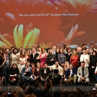 Group Photo, Sarajevo Film Festival Awards Ceremony, National Theatre, 24th Sarajevo Film Festival, 2018 (C) Obala Art Centar