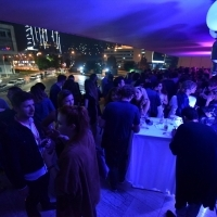 Closing Party, Hotel Holiday, 24th Sarajevo Film Festival, 2018 (C) Obala Art Centar