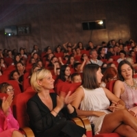Screening of Gaja's World, Children's Programme, House of Youth, 24th Sarajevo Film Festival, 2018 (C) Obala Art Centar