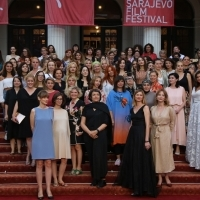 Gender Equality Walk, Red Carpet, 24th Sarajevo Film Festival, 2018 (C) Obala Art Centar