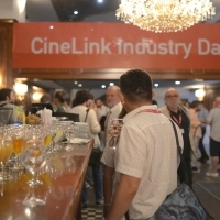 Industry Drink hosted by Film Center Serbia, Hotel Europe - Cafe, 24th Sarajevo Film Festival, 2018 (C) Obala Art Centar