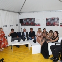 Press junket, Avant Premiere: The Paper 2, Telemach Lounge, Festival Square, 24th Sarajevo Film Festival, 2018 (C) Obala Art Centar