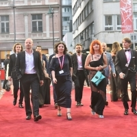 Crew of One and a Half Prince, Competition Programme - Feature Film, Red Carpet, 24th Sarajevo Film Festival, 2018 (C) Obala Art Centar