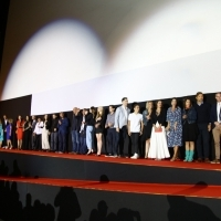 Crew of The Son, Competition Programme - Feature Film, Raiffeisen Open Air Cinema, 25th Sarajevo Film Festival, 2019 (C) Obala Art Centar