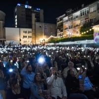 Raiffeisen Open Air Cinema, 25th Sarajevo Film Festival, 2019 (C) Obala Art Centar