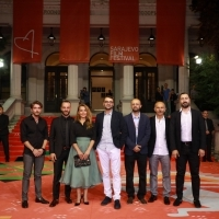 Crew of The Mute, Gala Screening - Out of Competition, Competition Programme - Feature Film, Red Carpet, 25th Sarajevo Film Festival, 2019 (C) Obala Art Centar