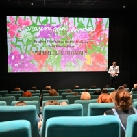 Sarajevo Film Festival Partner Presents Doha Film Institute Short Cuts to Qatar, Meeting Point Cinema, 25th Sarajevo Film Festival, 2019 (C) Obala Art Centar