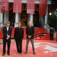 Jury of Competition Programme - Student Film: Philippe Bober, Arild Andressen and Nadav Lapid, Red Carpet, 25th Sarajevo Film Festival, 2019 (C) Obala Art Centar