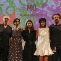 Crew of Mo, Competition Programme Press Conference: Mo, National Theatre, 25th Sarajevo Film Festival, 2019 (C) Obala Art Centar