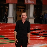 Tim Roth, Recipient of Honorary Heart of Sarajevo, Red Carpet, 25th Sarajevo Film Festival, 2019 (C) Obala Art Centar