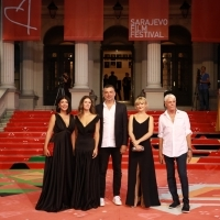 Crew of Heidi, Red Carpet, 25th Sarajevo Film Festival, 2019 (C) Obala Art Centar