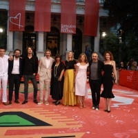 Crew of Stitches, Red Carpet, 25th Sarajevo Film Festival, 2019 (C) Obala Art Centar